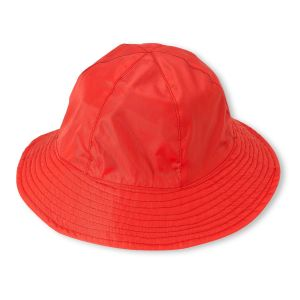 Reversible Rain Hat Red -XS/Small